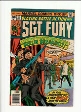 SGT. Fury and His Howling Commandos #137 Marvel 1976 VG/FN 5.0 Dick Ayers cover.