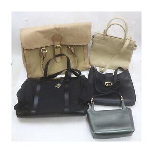 Gucci Nylon PVC Leather Canvas Hand/Shoulder Bag 5 pieces set 525472