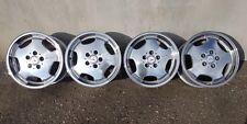 "Lorinser RS 90 16"" 8j 5x112 Mercedes w124 300ce Penta AMG Aero Alloy Wheels BBS"