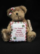 Boyds Bears~Beary Goodfriend~Hallmark Exclusive~Free Ship!