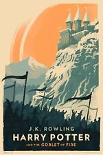 Harry Potter and the Goblet of Fire poster 11X17 Art Print