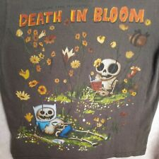 adventure time t shirt Death In Bloom