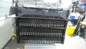 Dell PowerEdge R730XD 26 caddies, 2x 1100w, 2x E5-2690 V3, 256GB H330 RAILS