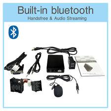 Bluetooth A2DP adapter+USB AUX Extension Cable BMW E46 E36 Z3 E38 E39 Round Pin