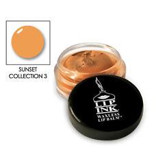 LIP INK Organic Tinted Lip Balm Moisturizer - Sunset - 3