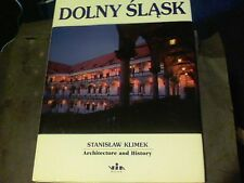 Dolny Slask Architecture and History written by Danuta & Rafal Eysymontt  s26