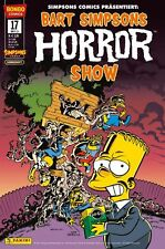 Bart SIMPSONS Horror Show # 17-PANINI COMICS 20013-Top