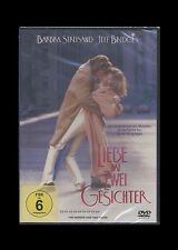 DVD LIEBE HAT ZWEI 2 GESICHTER - BARBARA STREISAND + JEFF BRIDGES *** NEU ***