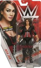 Nia Jax WWE Mattel Basic 72 Brand New Action Figure Toy - Mint Packaging
