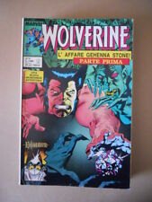 WOLVERINE n°11 1990 Play Press Marvel Italia   [G817] - Mediocre