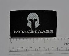 - Club Harley Biker Funny Motorcycle Iron On Small Patch