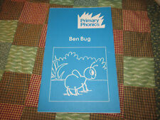Replacement Reading Home School book Primary Phonics from Set 1 Ben Bug