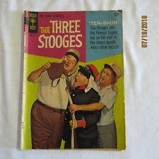 The Three Stooges #27 Gold Key Comic Books March 1962