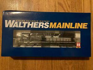 Walthers Mainline Norfolk Southern Locomotive Model Train Engine HO Scale DCC