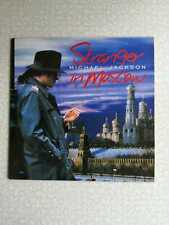 MICHAEL JACKSON – STRANGER IN MOSCOW – CD SINGLE 2 TRACKS CARD SLEVE  – EX-/M