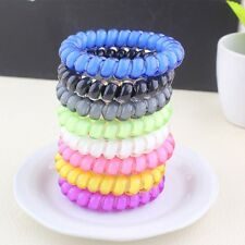 Band Hair Ring Elastic Hair Circle Telephone Wire Hair Band Hair Rubber Band