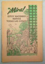 Mira. Estoy haciendo nuevas todas las cosas (1970 - Watchtower  Jehovah Spanish)