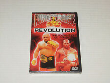 King of the Cage KOTC #13 Revolution MMA Fighting DVD Rampage Shoji Vazquez NEW