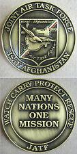 "Moneta/Coin Commemorativa ""JATF"" JOINT AIR TASK FORCE - ISAF Afghanistan - Herat"
