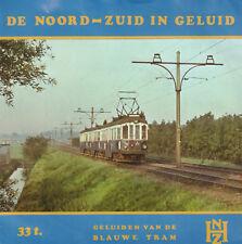 """WERKGROEP N.Z.H. – De Noord-Zuid In Geluid (VINYL SINGLE 7"""" 33 ⅓)"""