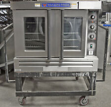 Bakers Pride Bco Gl1 Cyclone Lp Gas Single Deck Full Size Convection Oven