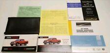 2005 DODGE DAKOTA OWNERS MANUAL V8 4.7L V6 3.7L ST SLT 4X4 2WD QUAD CAB CLUB CAB