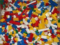 LEGO 100 bunte Basis Steine gemischte Basic Basics aus Kiloware Kilo Konvolut