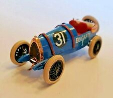 BRUMM 1:43  BUGATTI BRESCIA 1921 #31 40 HP BLUE DIECAST MODEL CAR