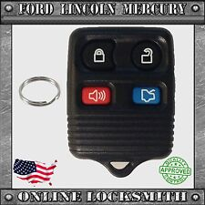 NEW KEYLESS ENTRY REMOTE FOB FOR LINCOLN MERCURY W/ BATTERY HIGH QUALITY
