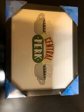 Friends Central Perk Picture in Frame - 25cm x 20cm NEW in packaging