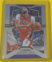 2019-20 Panini Prizm Basketball Anthony Davis Los Angeles Lakers #222 🔥