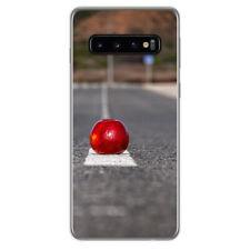 FUNDA de GEL TPU para Samsung Galaxy S10 Plus diseño Apple Dibujos