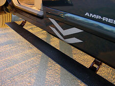 Amp Research Power Steps 2004-2015 Titan w/ LED 75110-01A