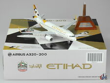 Etihad A320 with sharklet Reg:A6-EJA JCWings 1:200 Diecast Model XX2647 LAST ONE