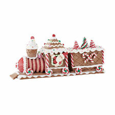 Dept 56 Mrs. Claus Christmas Sweet Shoppe Gingerbread Train 4055077 NEW NIB