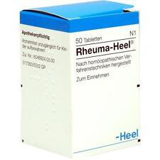 rhumatismes Heel comprimés 50 pièces pzn 872355