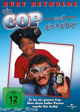 EIN COP UND EIN HALBER (Burt Reynolds, Ray Sharkey) NEU+OVP
