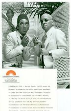 HARVEY JASON JOHN ZEE BRING 'EM BACK ALIVE ORIGINAL 1982 CBS TV PHOTO