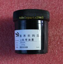 PCB UV Curable Solder Mask Repairing Paint Black 100g New