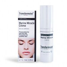 Transformulas Marine Miracle Creme 15ml Ultra Hydration for Smooth, Soft Skin