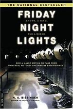Friday Night Lights Bissinger, H. G. Paperback
