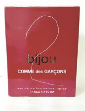 COMME DES GARCONS BIJOU 2 1.7/1.6 OZ EDP SPRAY  NEW IN  BOX BY COMME DES GARCONS