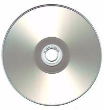 10 Traxdata Completamente Stampabili Argento CD-R 52x Dischi Vuoti CDR 700 MB Ritek Dischi CD