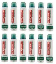 BOROTALCO ROBERTS Deodorant Spray Original 12 x 150ml mit Mikrotalk
