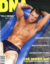 DNA Magazine #115 gay men ANTHONY PALAZZOLO-PACKARD DAVID CARTY LARS SLIND