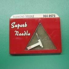 New listing Supurb / Pfanstiehl 304-Ds73 . for Dual Dn-5, Dn-54, Plays 33-45-78 Records