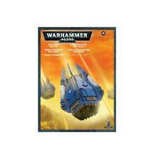 Space Marine Drop Pod Warhammer 40K NIB Flipside