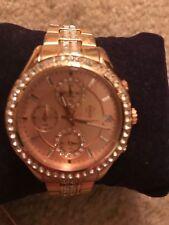 Jennifer Lopez Link wrist watch-rose gold