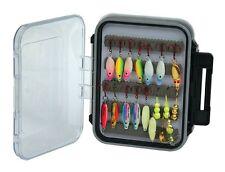 New Clam Ice Fishing Jig Box Medium 8813