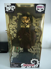 "BeGoths Evening Storm 12"" Series 4 2005 Bleeding Edge dark doll - MINT BOXED"